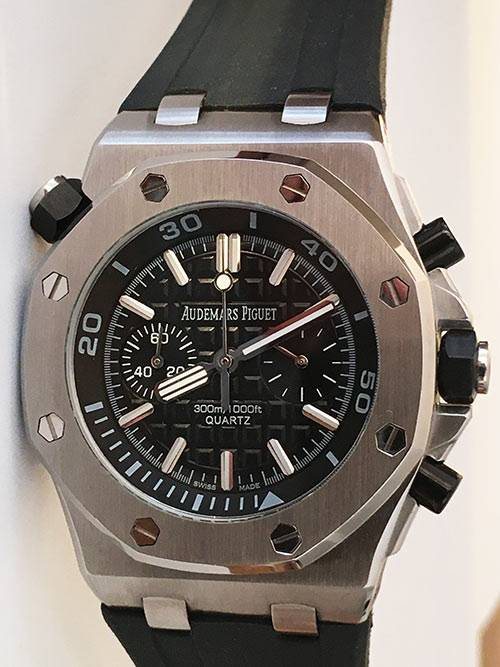 Replica horloge Audemart Piguet Royal oak 05