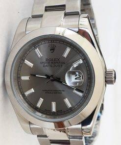 Replica Uhr Rolex Datejust 29 (41 mm) 126300 Oyster band (Graues Zifferblatt) Edelstahl 316L Automatikwerk
